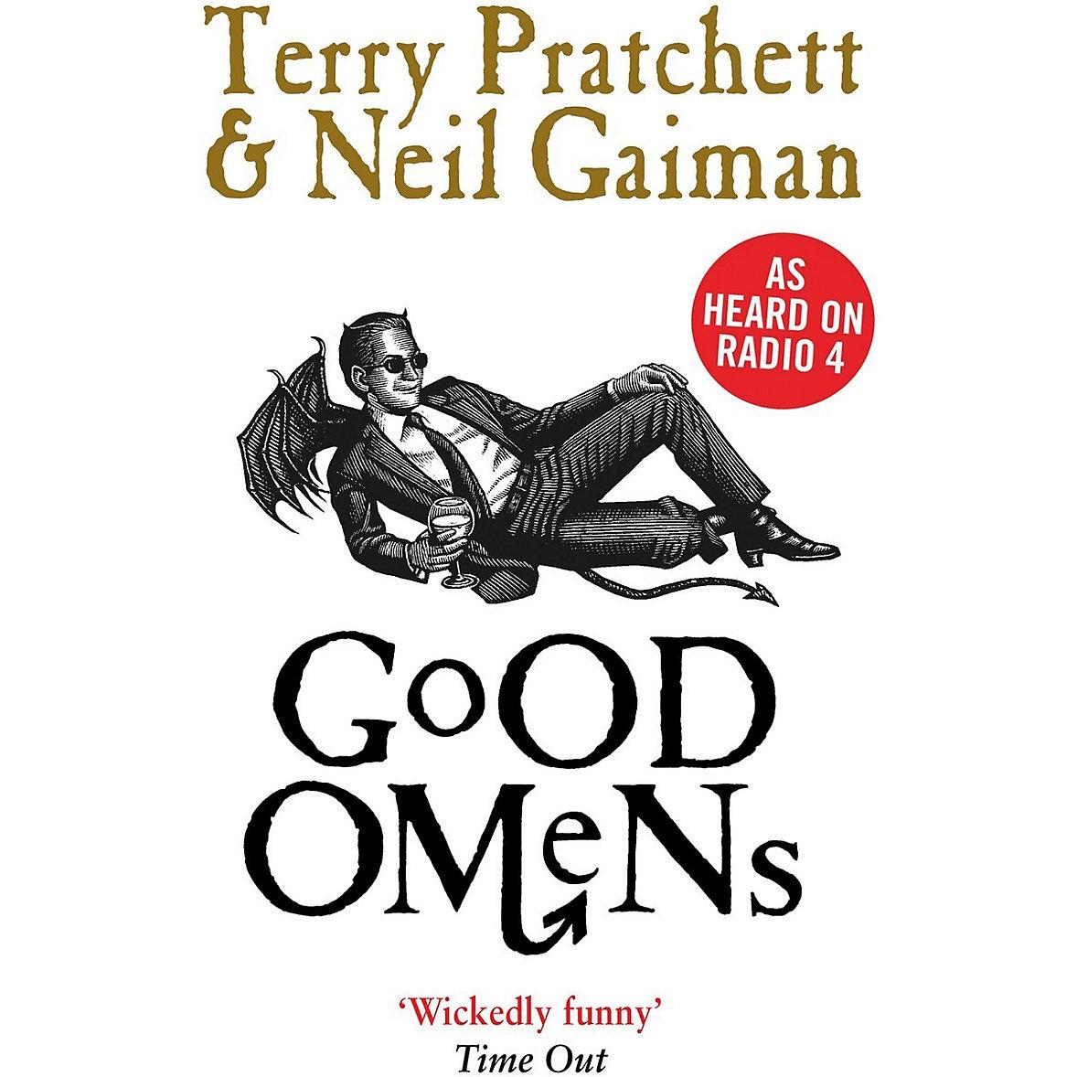 Good Omens - Neil Gaiman and Terry Pratchett