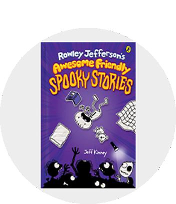 Spooky Books
