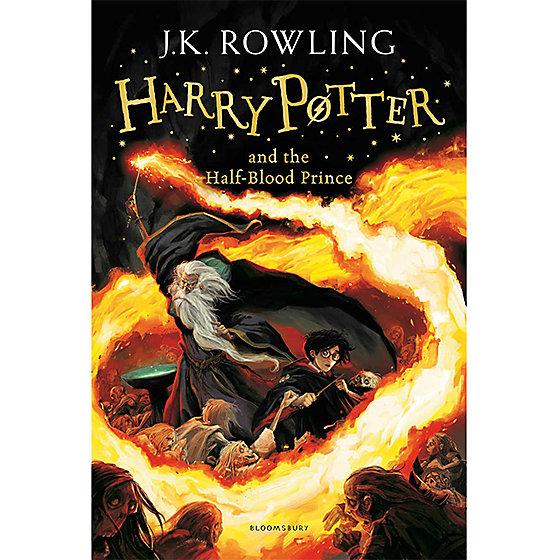 Harry Potter - J.K. Rowling