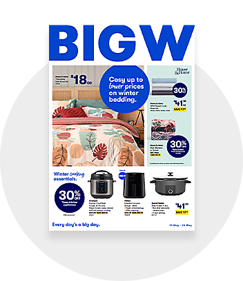 New BIG W catalogue out now