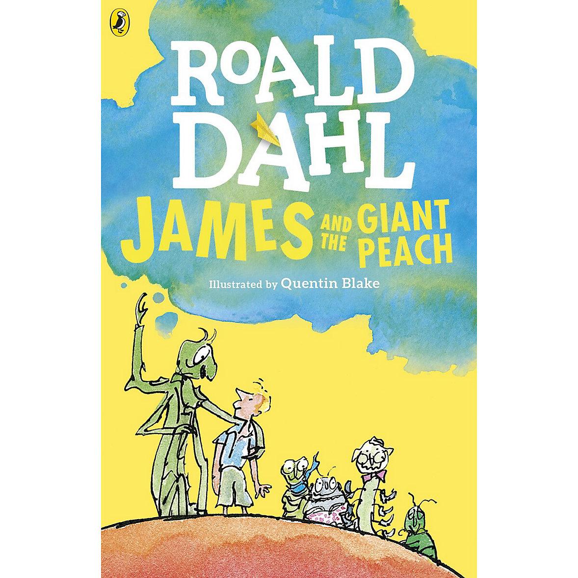 James and the Giant Peach - Roald Dahl