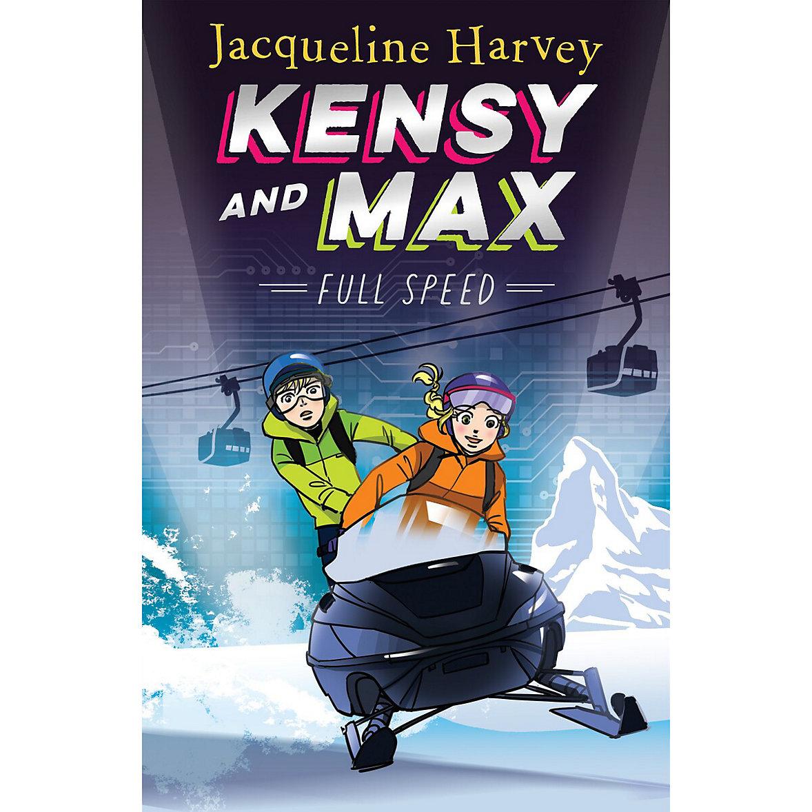 Kensy and Max - Jacqueline Harvey