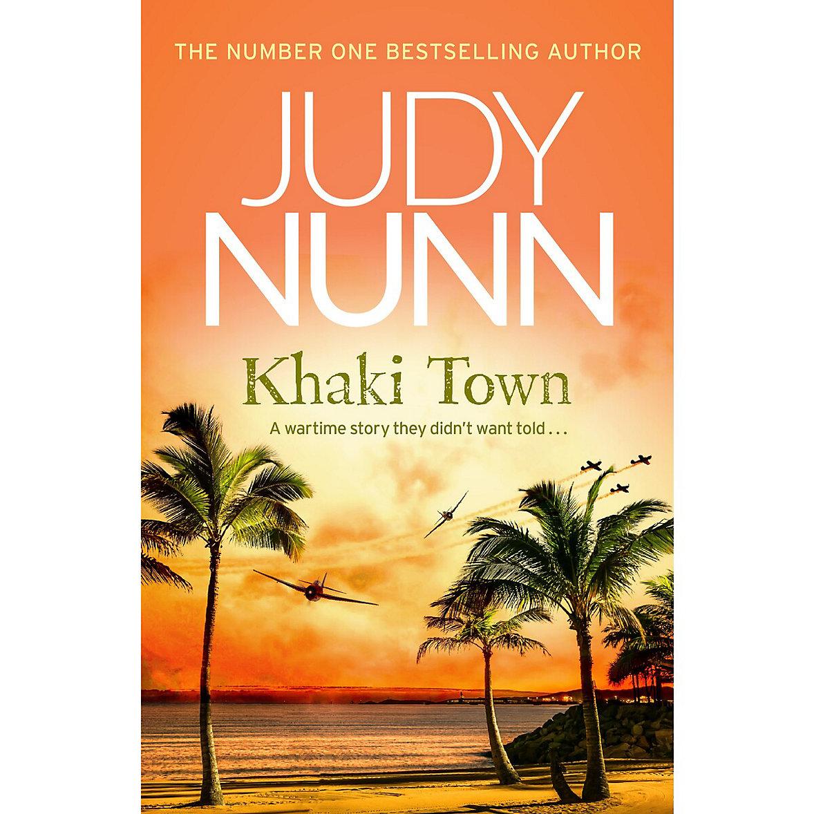 Khaki Town - Judy Nunn