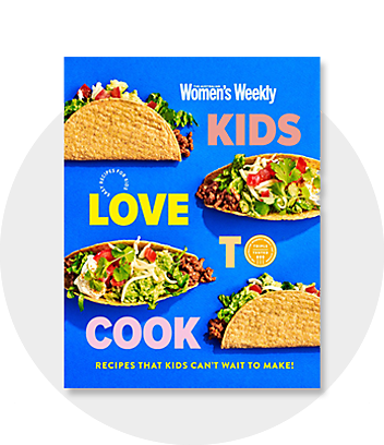 Shop Cookbooks for cooking lessons during Home Schooling