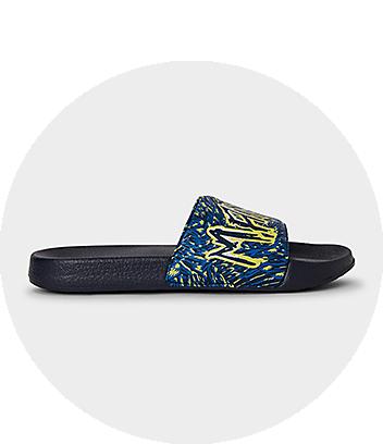 Boys Blue Slides