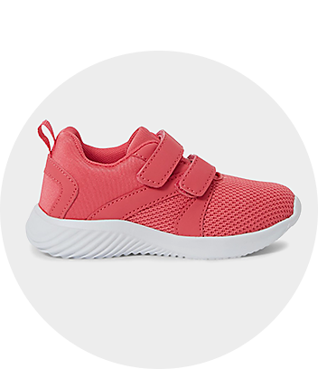 Girls Pink Sport Shoes