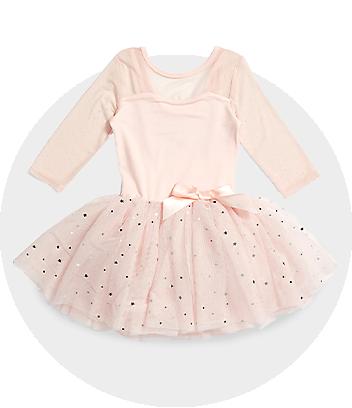 Pink Tutu Ballet Dress