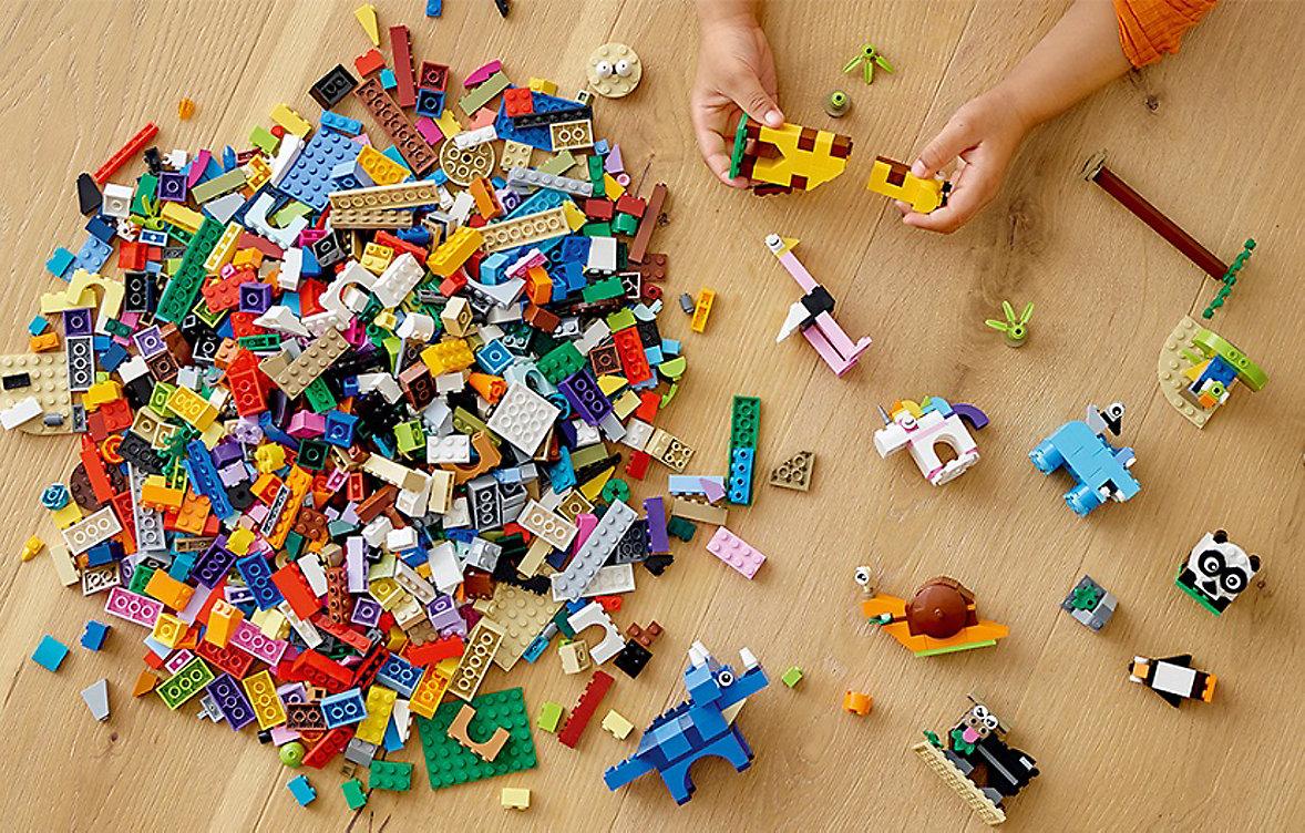Lego Creator Favourites