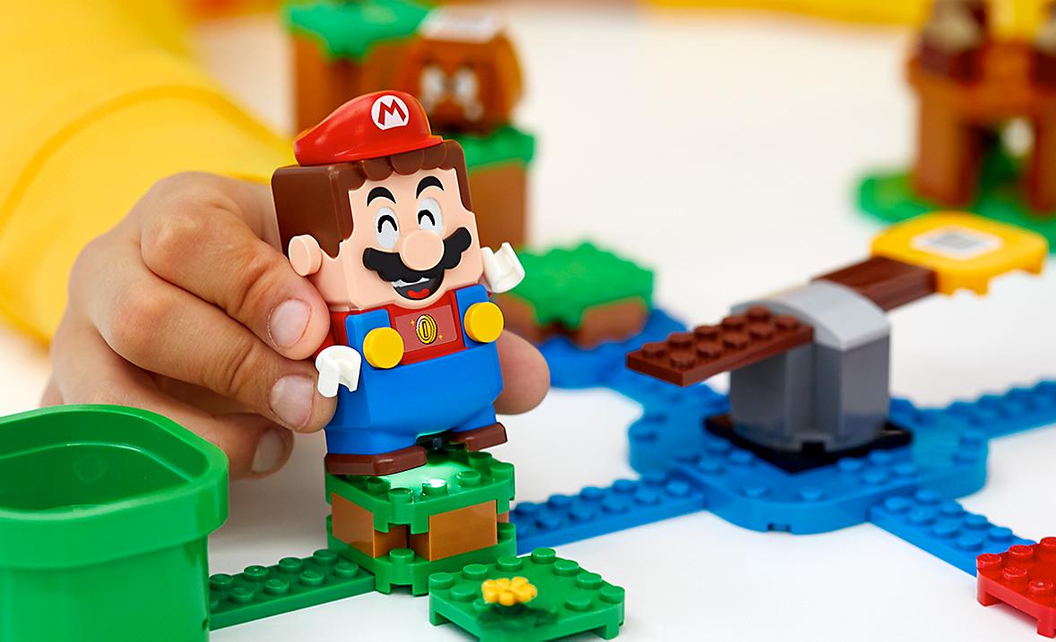 Lego Super Mario Challenge