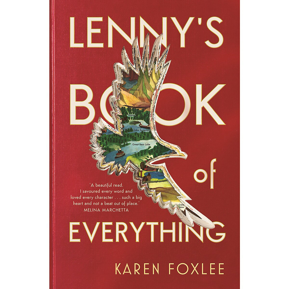 Lenny's Book of Everything - Karen Foxlee