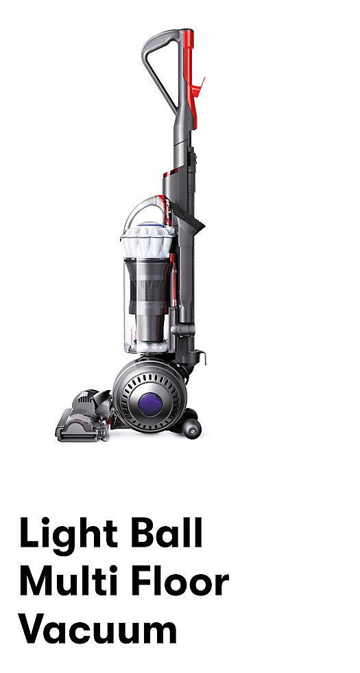 Dyson Light Ball Multifloor Vacuum