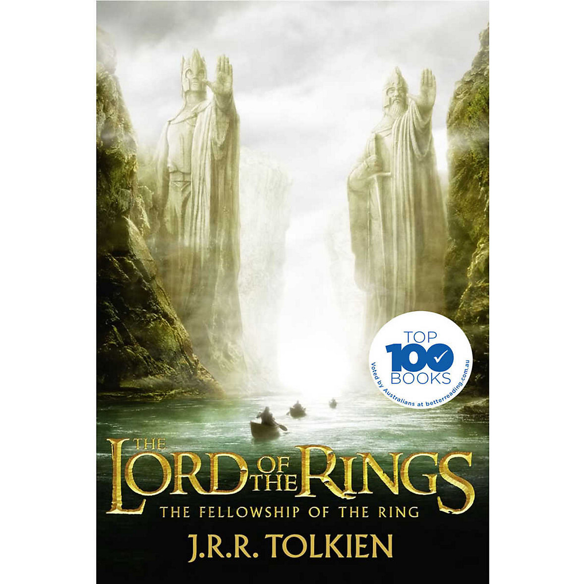 Lord of the Rings - J.R.R. Tolkein