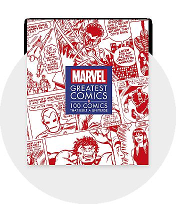 Shop Marvel Books