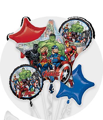 Shop Marvel Party Supplies