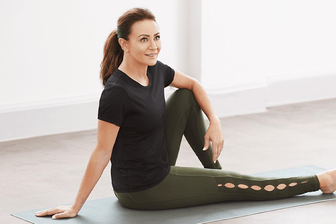 Workout with Michelle Bridges