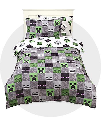 Minecraft Homewares & Bedding