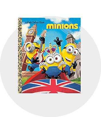 Minions Books