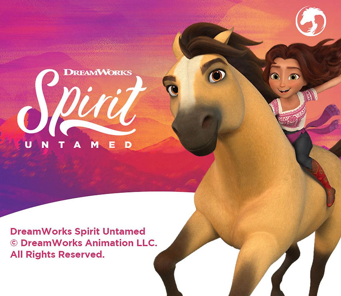 Spirit Untamed at Big W