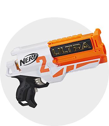 Nerf Toy Blasters