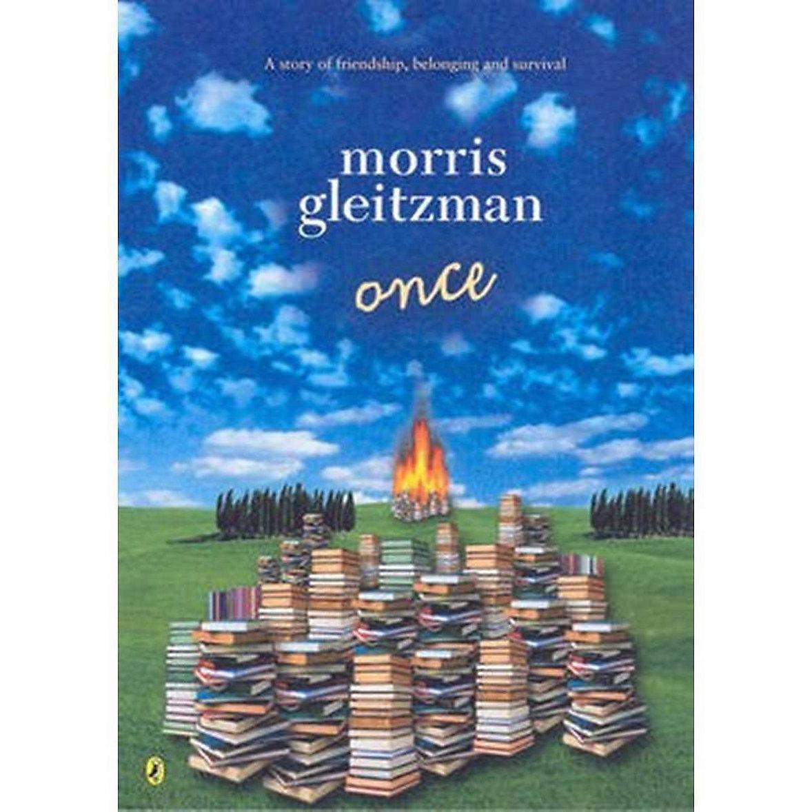 Once - Morris Gleitzman
