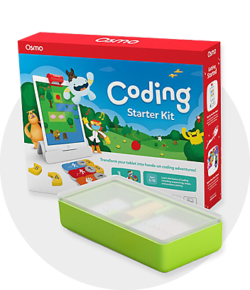 Shop OSMO kits for iPad for Home Schooling