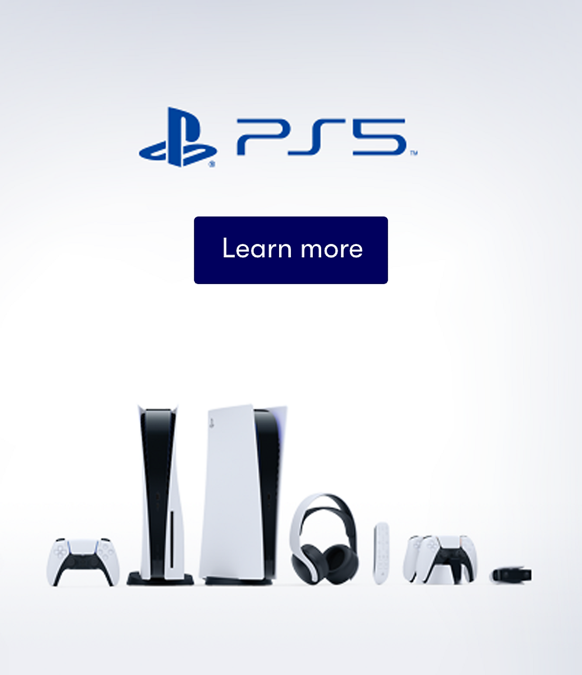The New PS5 Family