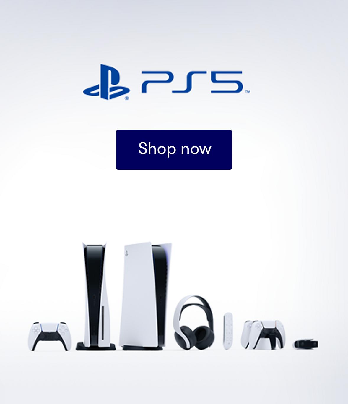 PS5 Shop Now
