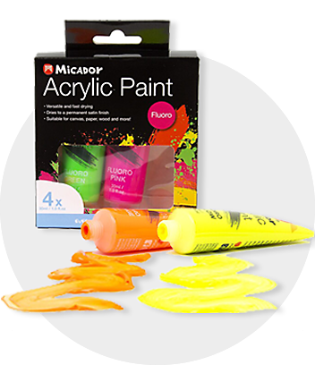 Shop Paint & Paint Brushes for Home Schooling