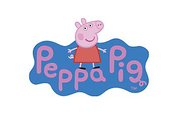 Peppa Pig Brand Tile