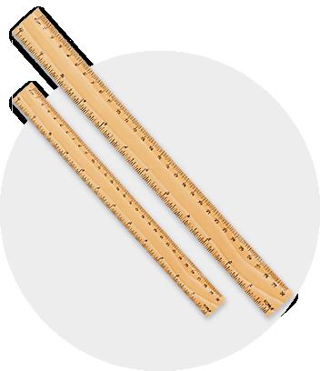 Shop Rulers