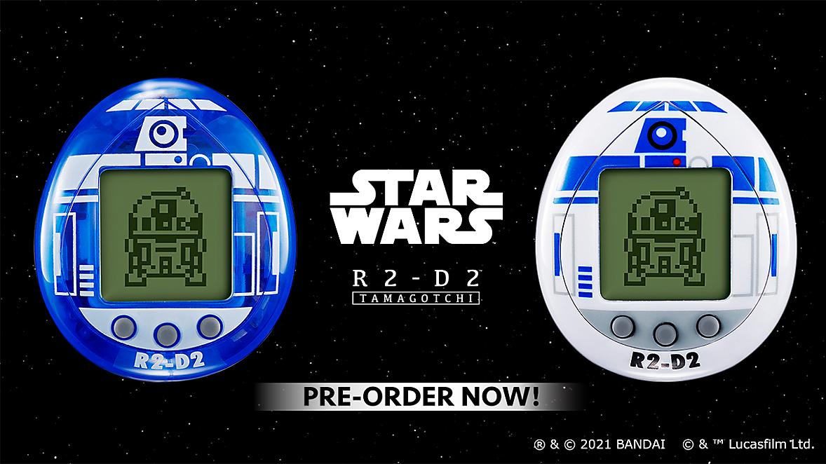 Star Wars R2-D2 Tamagotchi