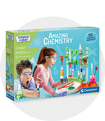 Shop Science Kits for fun Home Schooling