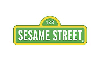 Sesame Street Brand Tile