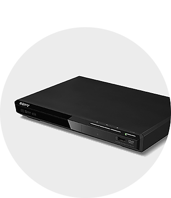 Sony DVD and Bluray players