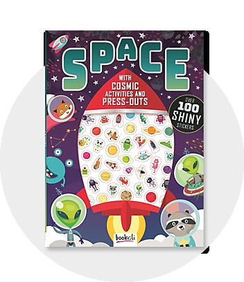 Shop Kids Activity & Sticker Books