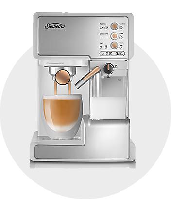 Sunbeam Coffee Machines