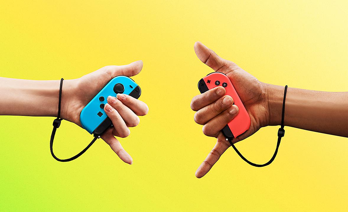 Nintendo Switch Challenge