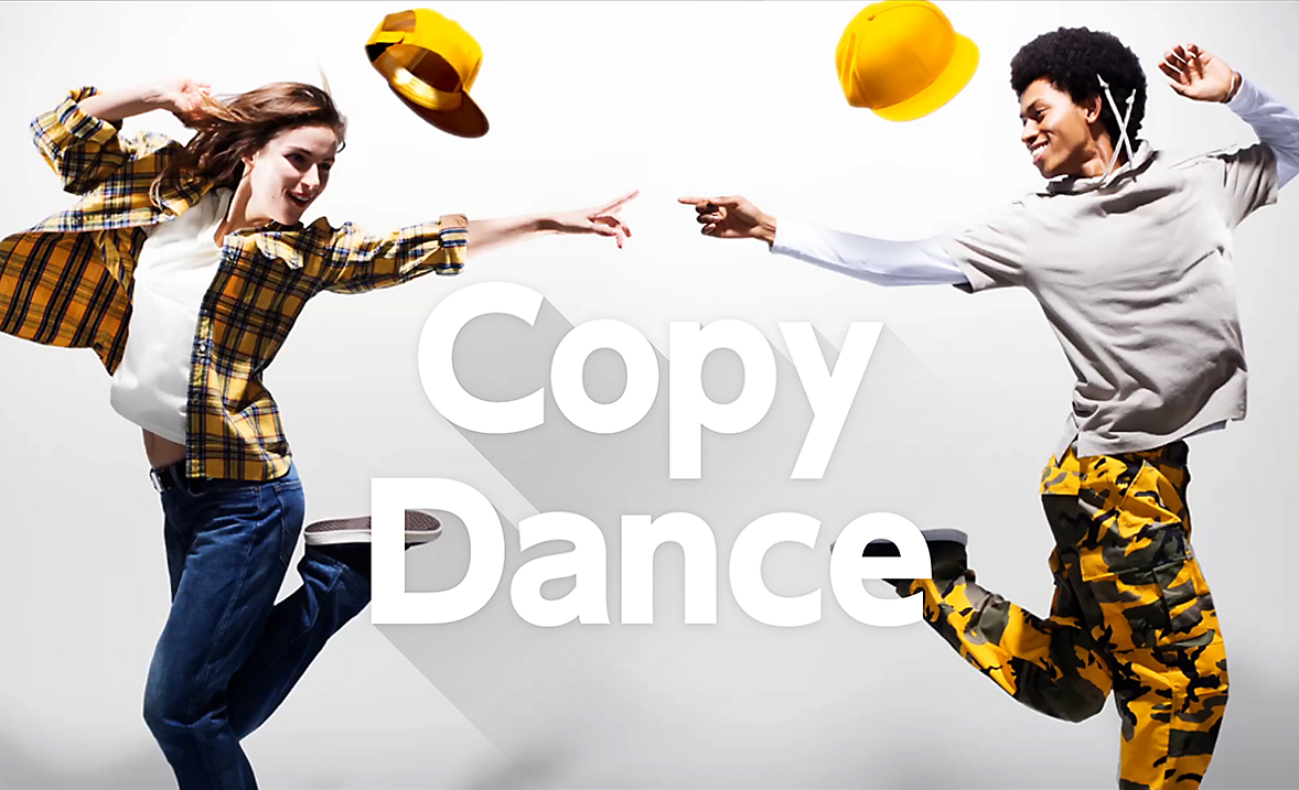 Nintendo Switch Copy Dance