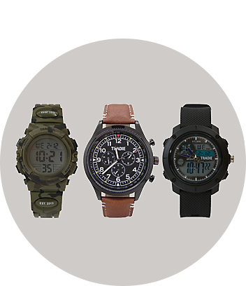 tradie watches accessories
