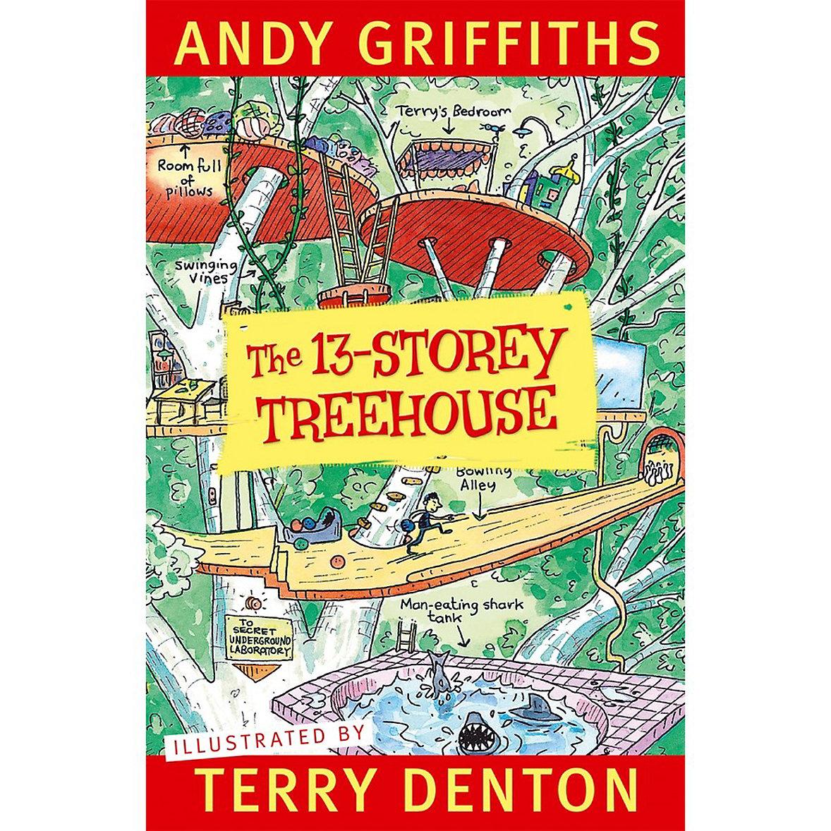 The 13 Storey Treehouse