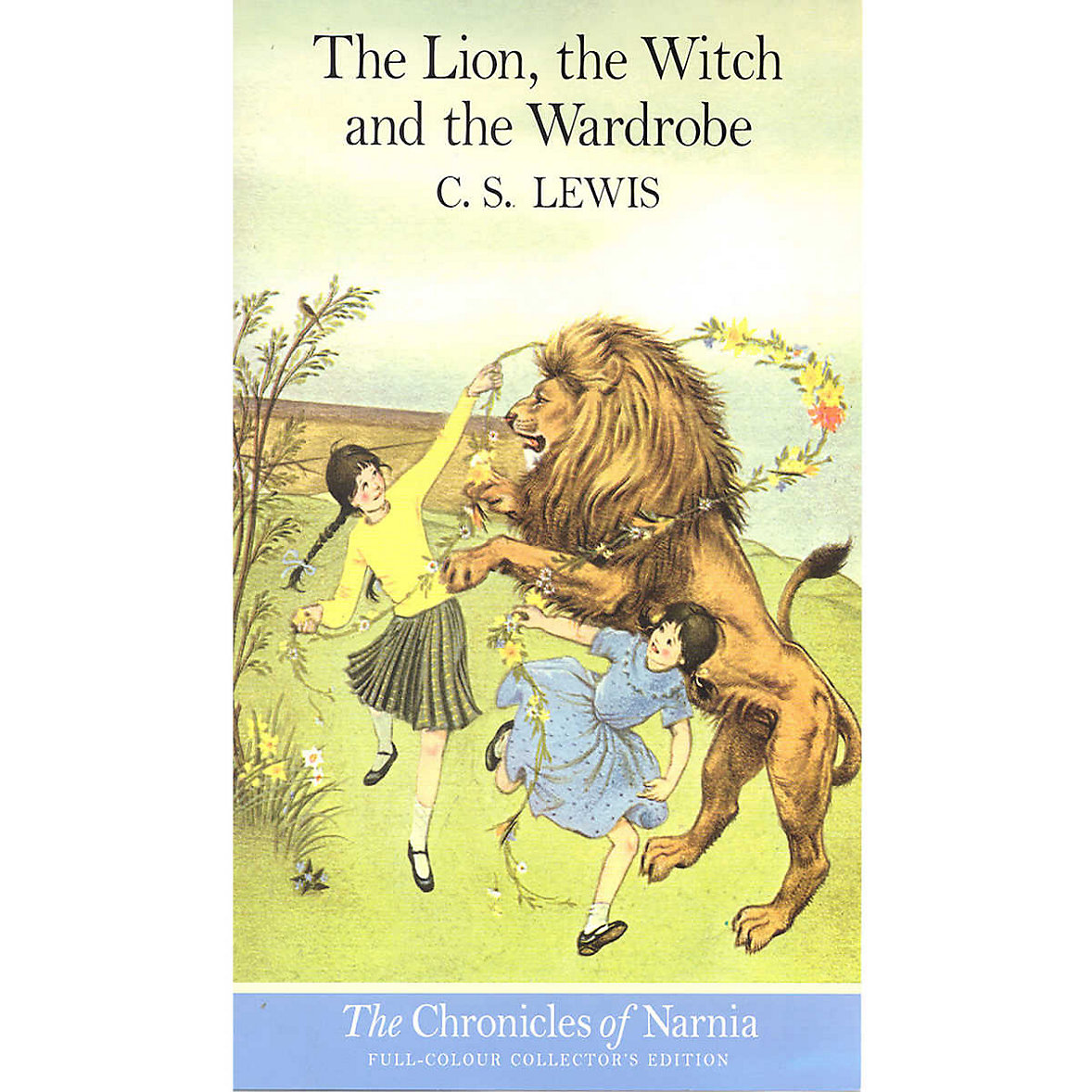 The Lion, the Witch and the Wardrobe - The Chronicles of Narnia - C.S. Lewis