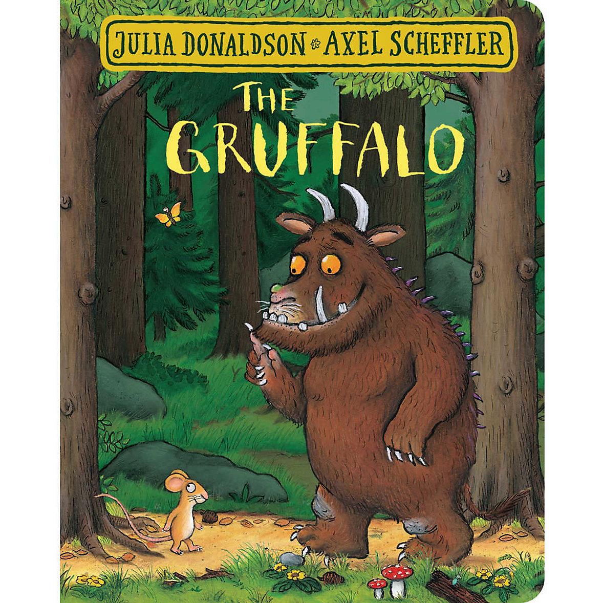 The Gruffalo - Julia Donaldson & Axel Scheffler