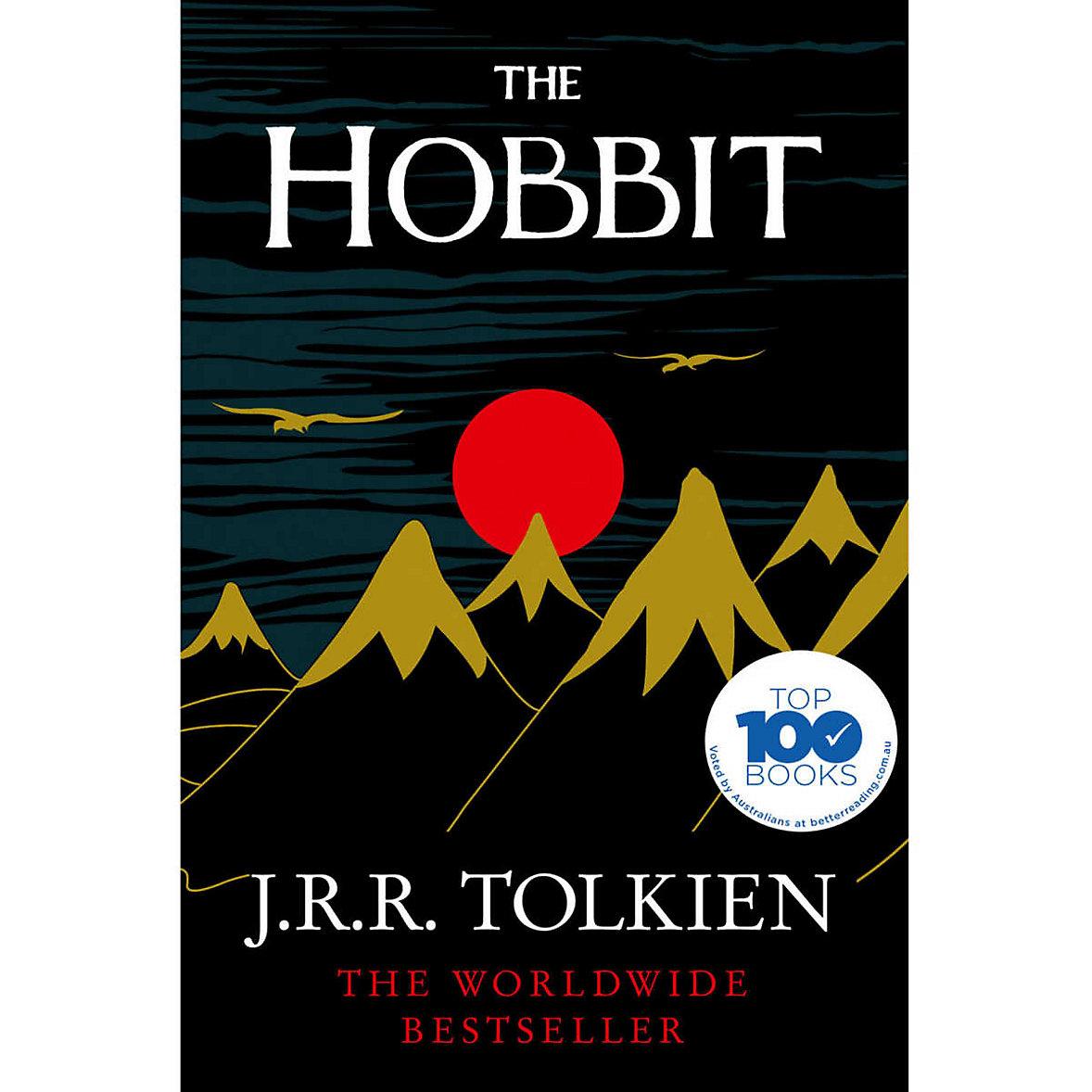The Hobbit - J.R.R. Tolkein