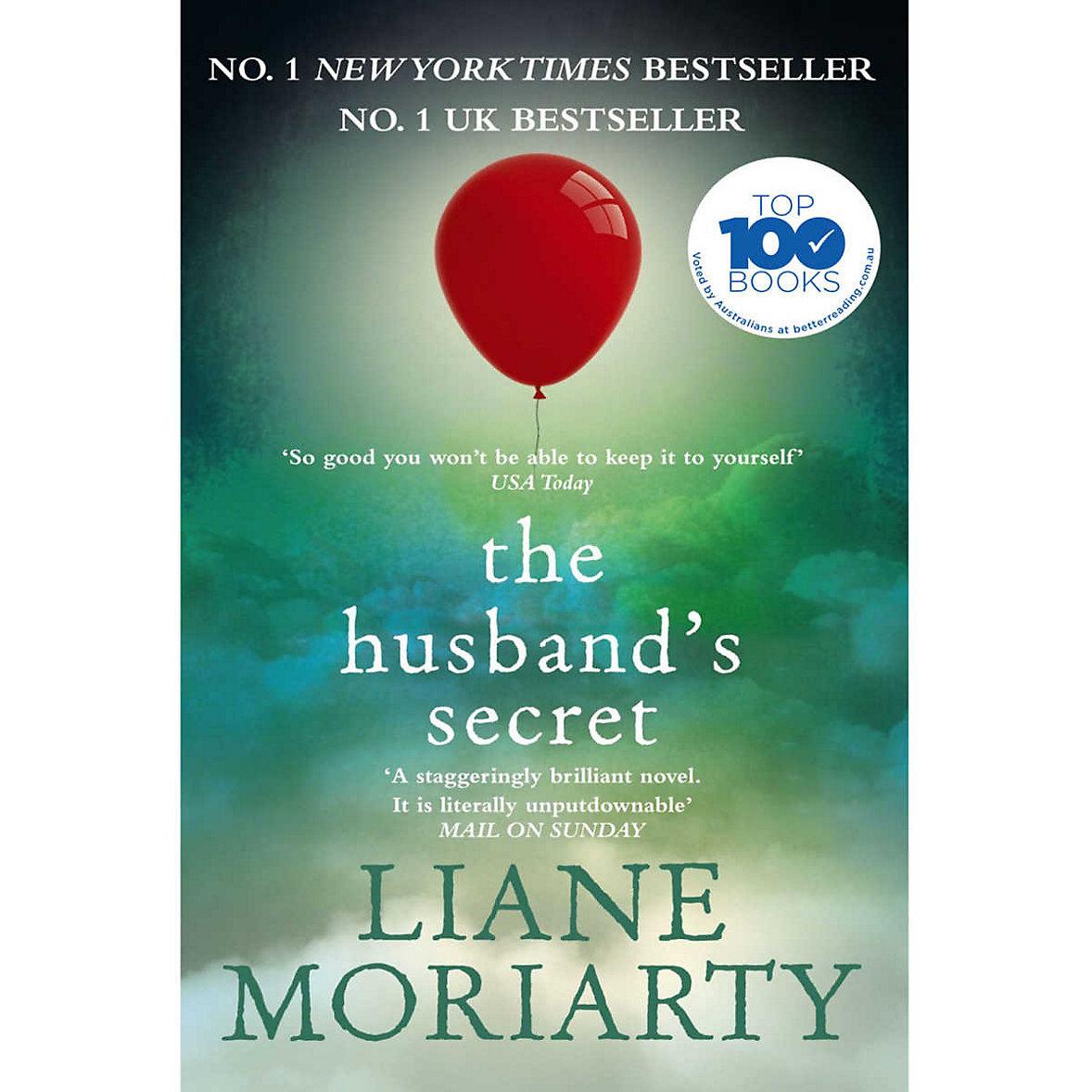 The Husbands Secret - Liane Moriarty