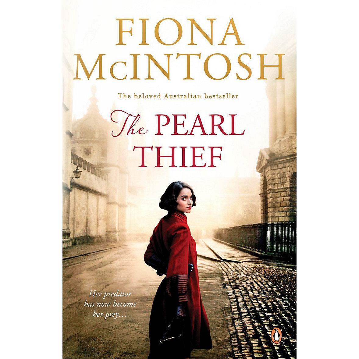 The Pearl Thief - Fiona McIntosh