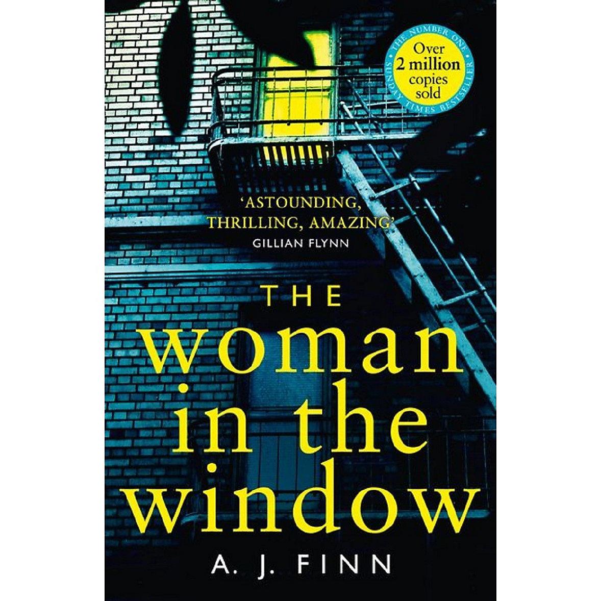 The Woman in the Window - A.J. Finn