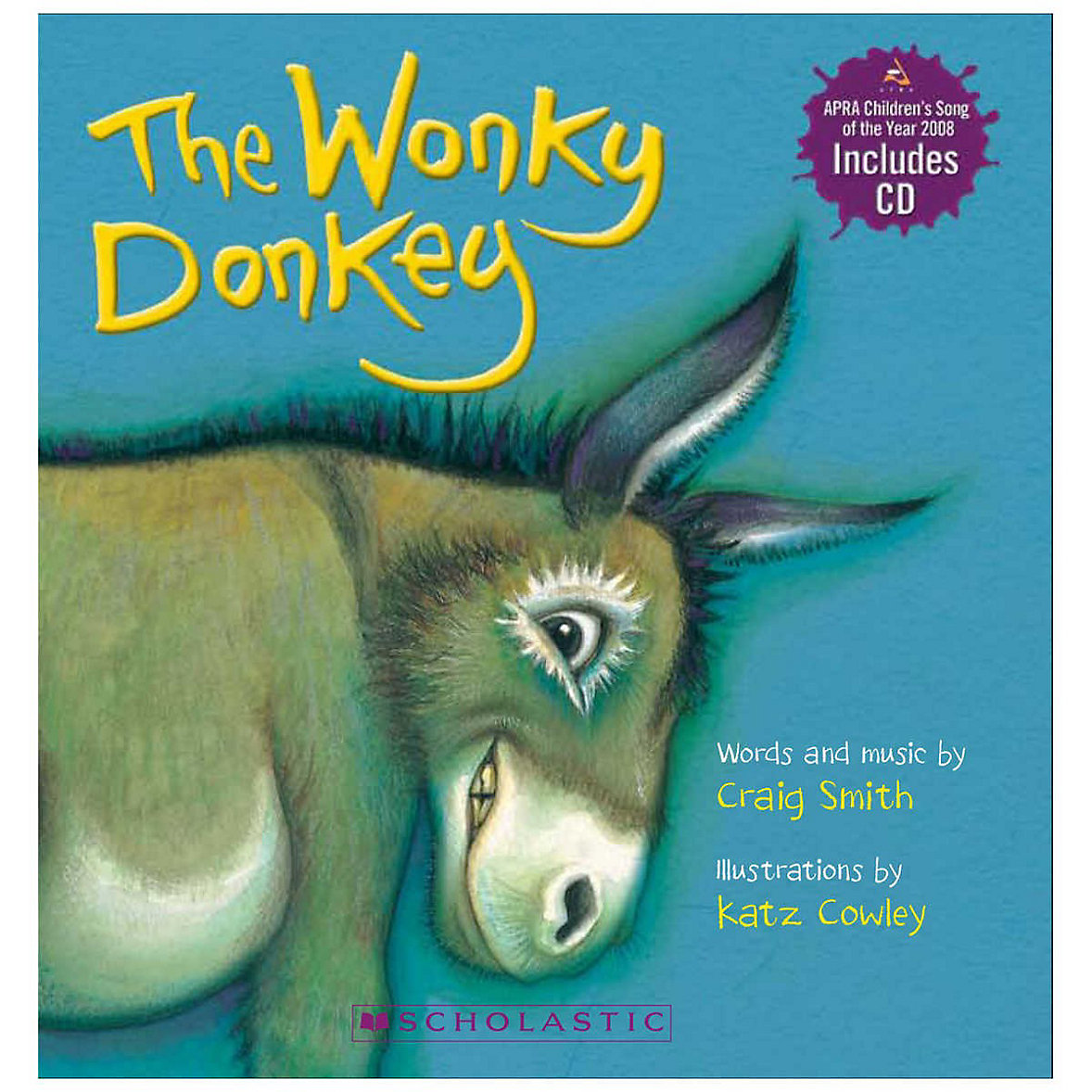 The Wonky Donkey - Craig Smith
