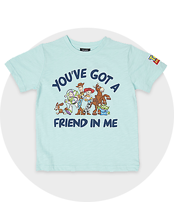 Toy Story Kids Clothing & Accessories