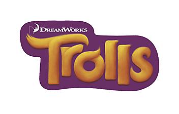 Trolls Brand Tile