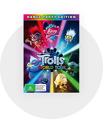 Shop Trolls DVDs